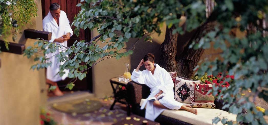 Experience locally inspired therapies at Spa Sage
