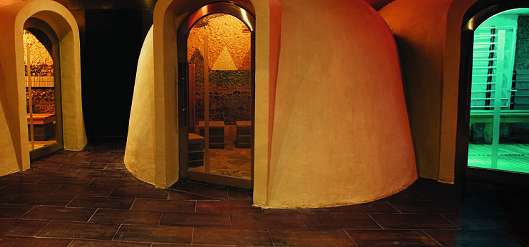 The Therapeutic Grottoes at Aura Wellness Spa in New York City