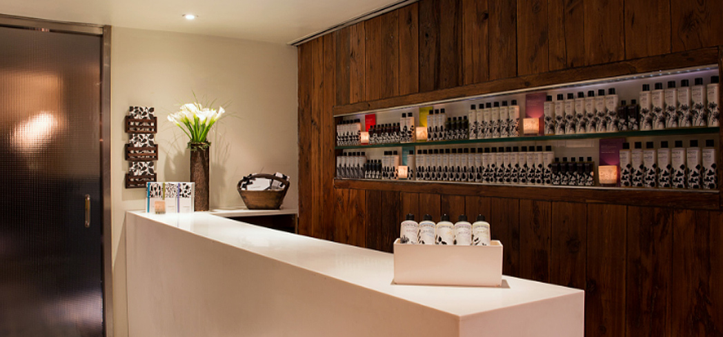 Cowshed Spa at Soho House New York