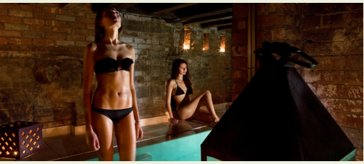 The Aire Ancient Baths, one of GAYOT's Top 10 Spas in New York City