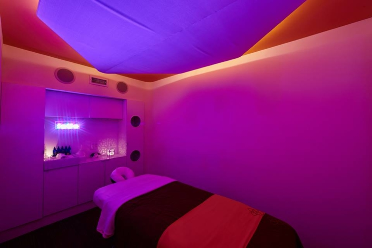 Fall into a deep sleep to reach ultimate relaxation at YeloSpa, one of GAYOT's Top 10 Spas in NYC