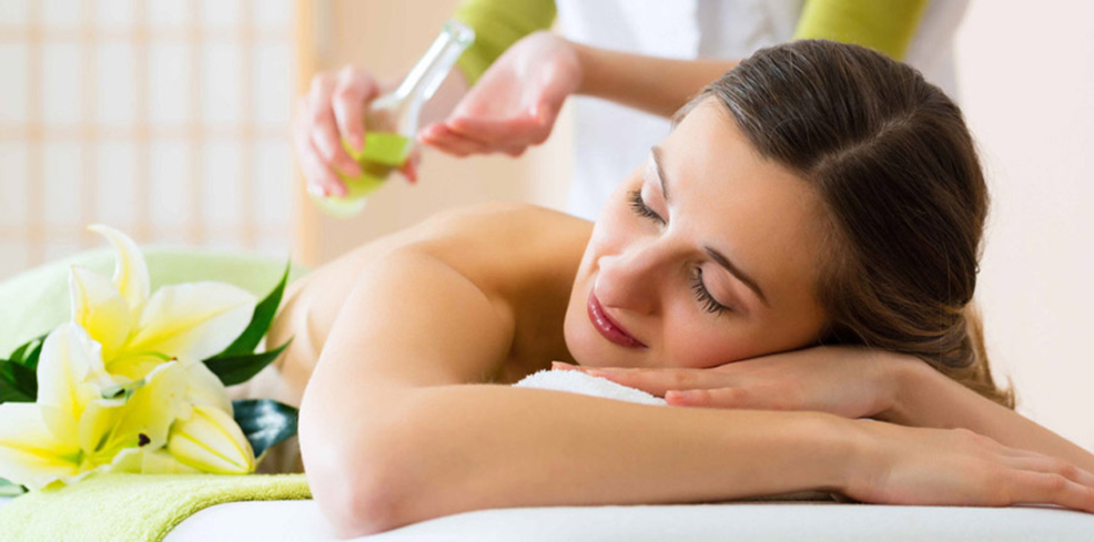 A massage at Waterstone Spa at Lithia Springs Resort