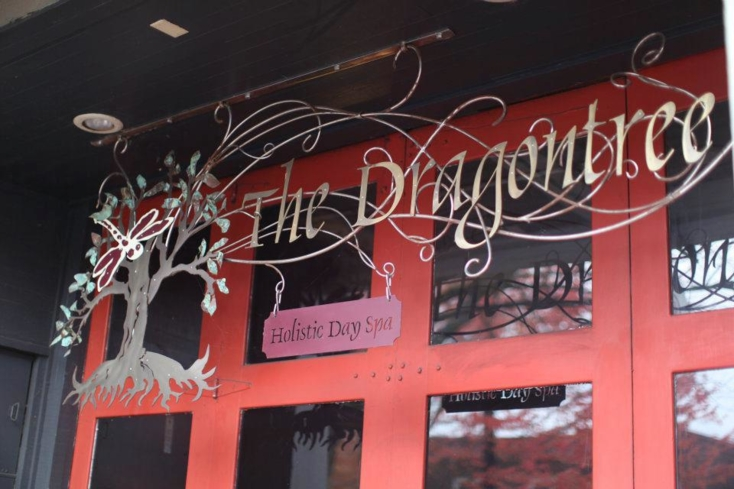 The Dragontree Holistic Day Spa in Portland, Oregon