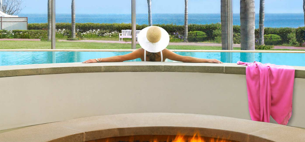 Get ocean views while you relax at Spa at The Del