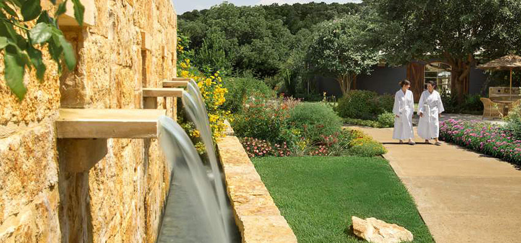 Relax at Lake Austin Spa Resort