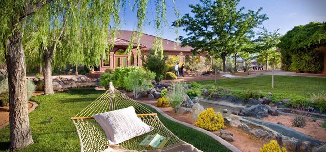 Unwind for a few hours at Sagestone Spa & Salon inside Red Mountain Resort