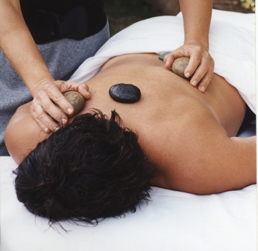 A River Rock Massage at The Oaks at Ojai