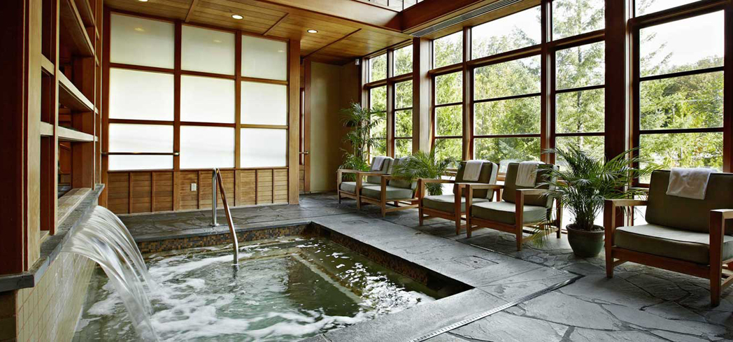 Pamper yourself at the Spa at Salish Lodge