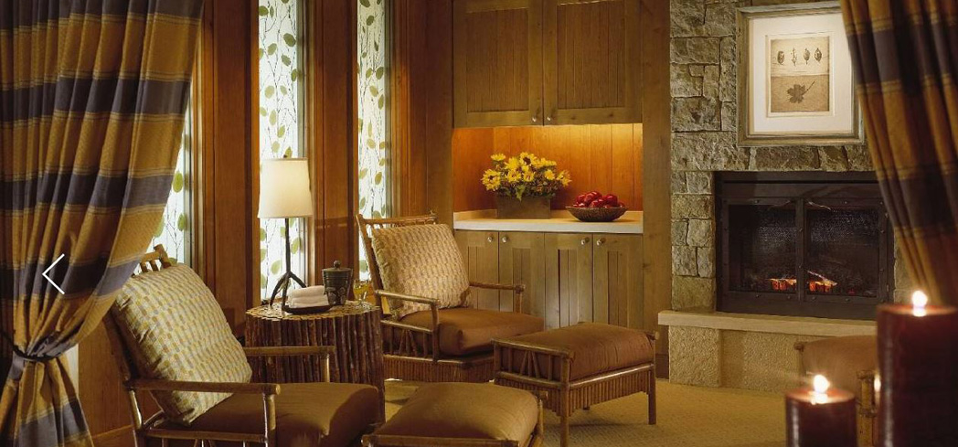 Escape to the luxurious Spa at Four Seasons Resort Jackson Hole