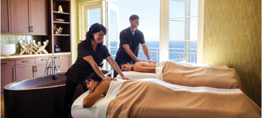 Share a relaxing experience with your significant other at one of GAYOT's Top 10 Couples Massages