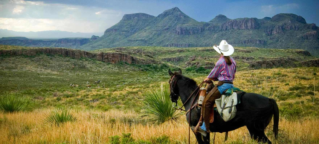Big Bend Ranch State Park in South Saucedo, Texas