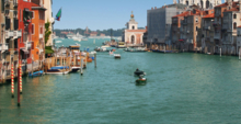 Venice, Italy - one of the Venice-Simplon's destinations