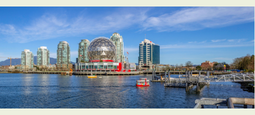 Use GAYOT's handy travel guide for your business trip to Vancouver