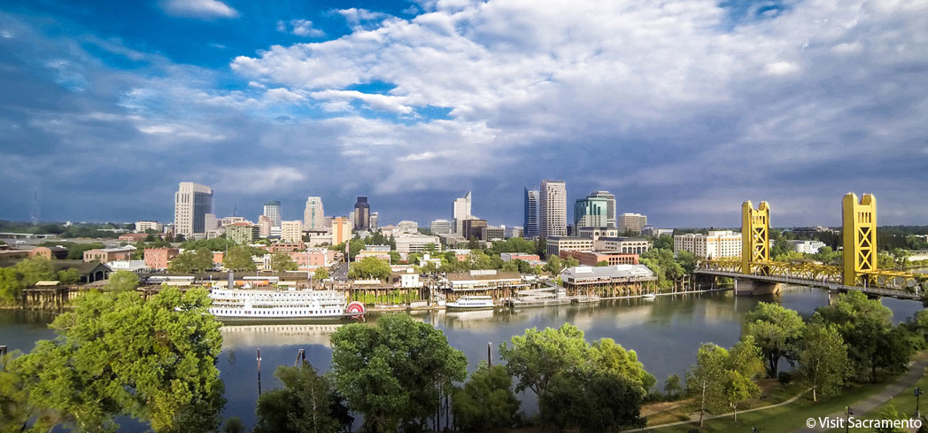 Plan your itinerary with GAYOT's Sacramento Business Travel Guide